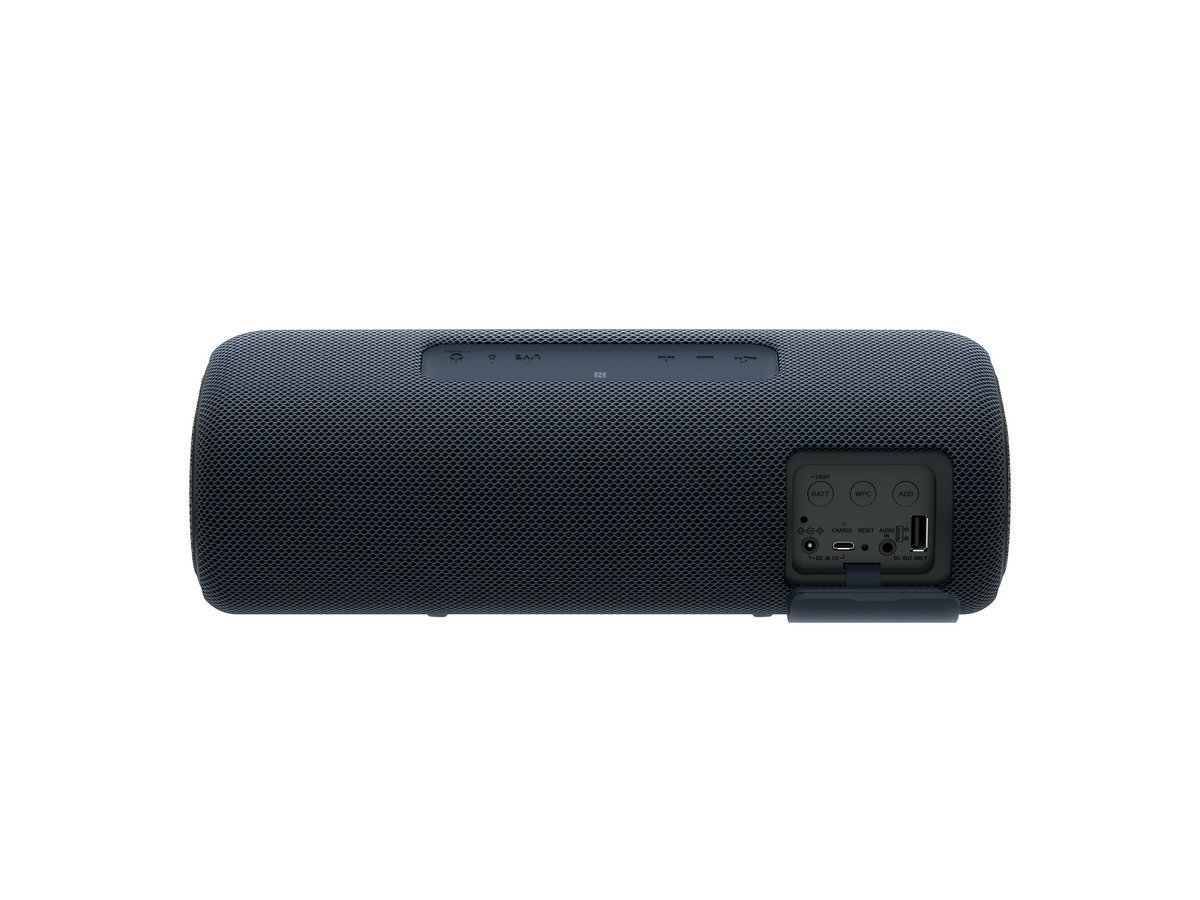 Sony: SRS-XB41B Portable Wireless Speaker - Black image