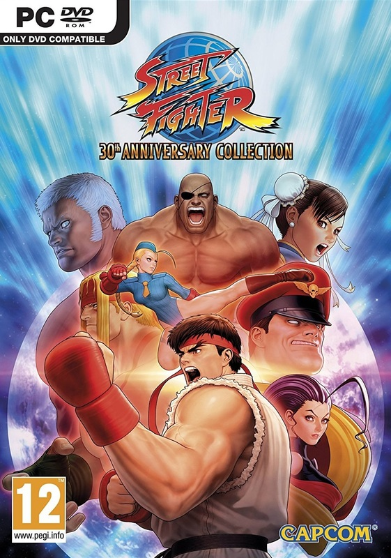 Street Fighter 30th Anniversary Collection for PC Games