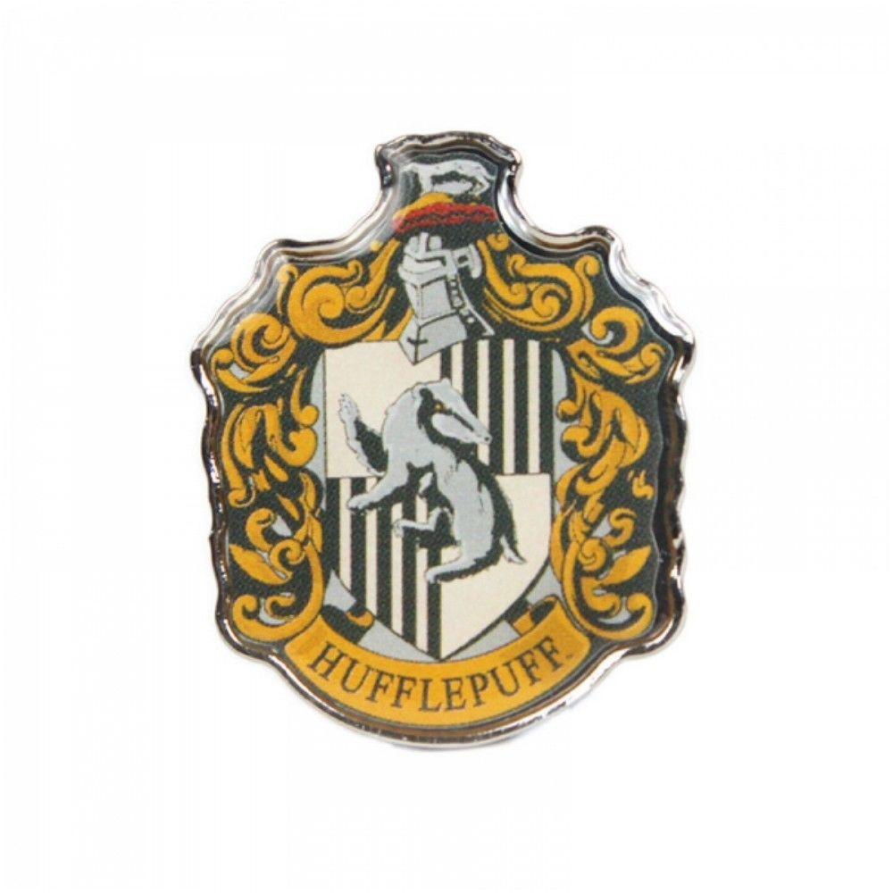 Harry Potter - Hufflepuff Enamel Badge image