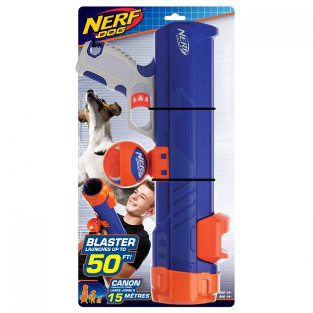Nerf Dog Large Tennis Ball Blaster