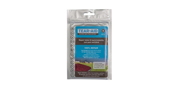 Kiwi Camping - Tear Aid Vinyl Repair Kit - Type B