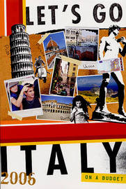 Let's Go Italy: 2006 by Let's Go Inc image