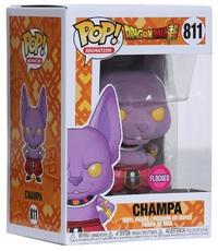 Dragon Ball: Super - Champa (Flocked) Pop! Vinyl Figure