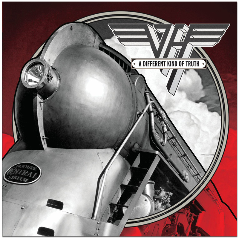 A Different Kind Of Truth (CD/DVD) by Van Halen image