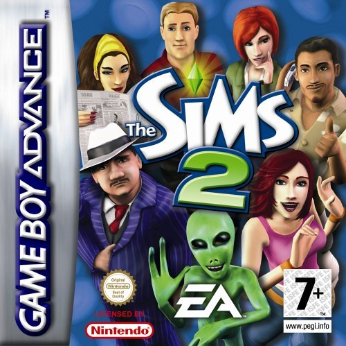The Sims 2 for GBA