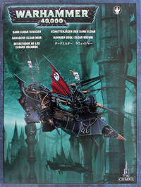 Warhammer 40,000 Dark Eldar Ravager