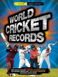 World Cricket Records 14 by Chris Hawkes