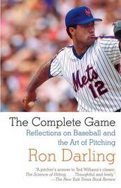 The Complete Game by Ron Darling image