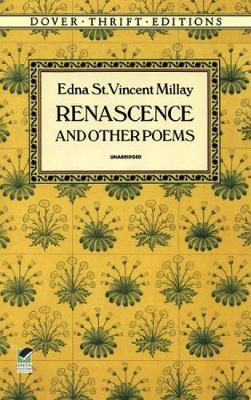 Renascence and Other Poems by Edna St.Vincent Millay image