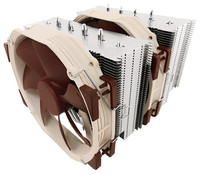 Noctua NH-D15 Elite-Class - Six Heatpipe Dual Tower Cooler image
