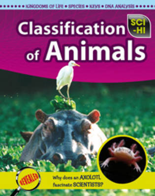 Classification of Animals by Casey Rand