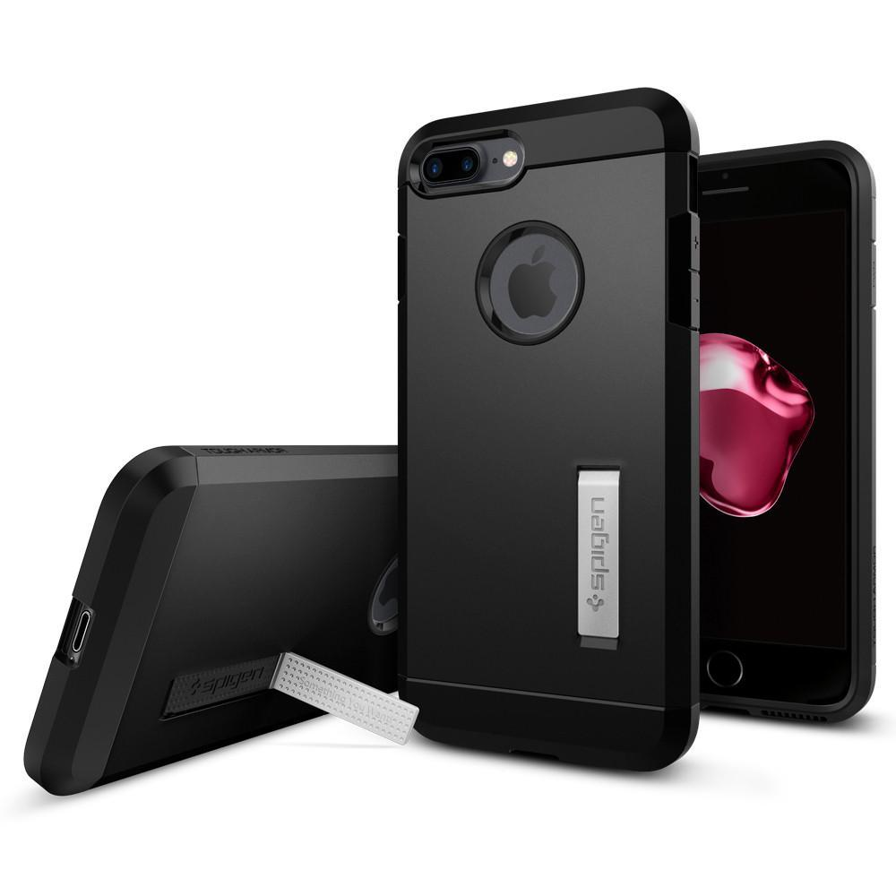 Spigen: iPhone 7 Plus - Tough Armour Case (Black) image