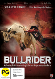 Bullrider on DVD image