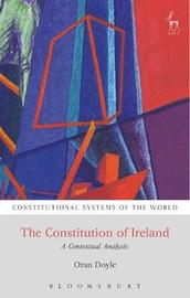 The Constitution of Ireland by Oran Doyle