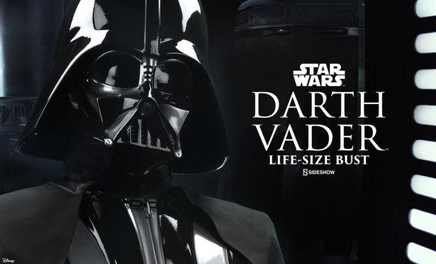 Star Wars: Darth Vader - Life-Size Bust
