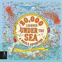 20,000 Leagues Under the Sea: A Puzzle Adventure by Aleksandra Artymowska