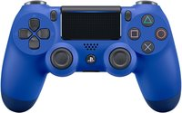 PlayStation 4 Dual Shock 4 v2 Wireless Controller - Wave Blue for PS4