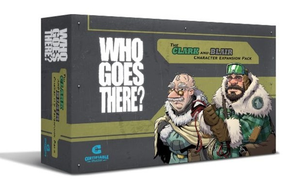 Who Goes There? - Blair & Clark - Character Expansion