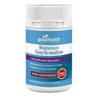 Good Health - Magnesium Easy To Swallow Capsules (90s)