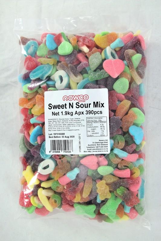 Nowco Sweet & Sour Mix (1.9kg)