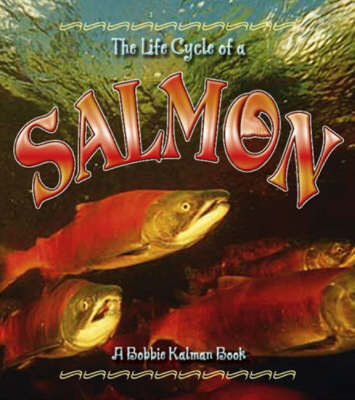 The Life Cycle of the Salmon by Kelley MacAuley image