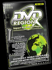 Xbox DVD Region X for Xbox