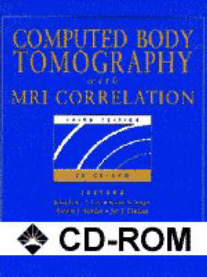 Computed Body Tomography with MRI Correlation by Joseph K.T. Lee