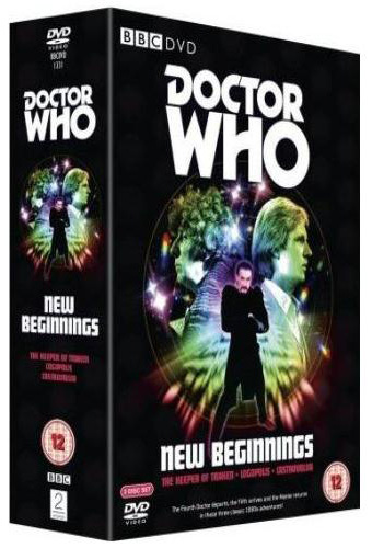 Doctor Who - New Beginnings Box Set on DVD image