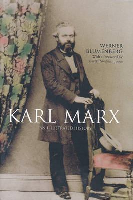 Karl Marx: An Illustrated History by Werner Blumenberg image