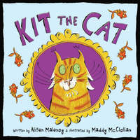 Kit the Cat by Alison Maloney image
