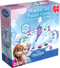 Frozen - Magical Ice Palace Board Game