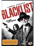 The Blacklist Season 3 DVD