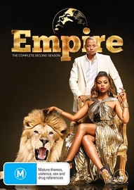 Empire - The Complete Second Season on DVD image
