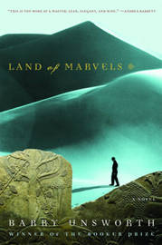 Land of Marvels by Barry Unsworth image