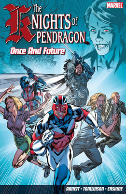 Knights Of Pendragon, The Vol. 1 by Dan Abnett image
