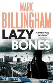 Lazybones by Mark Billingham image