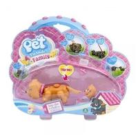 Pet Parade: Family Pack - Tan Dog