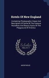 Hotels of New England by * Anonymous image