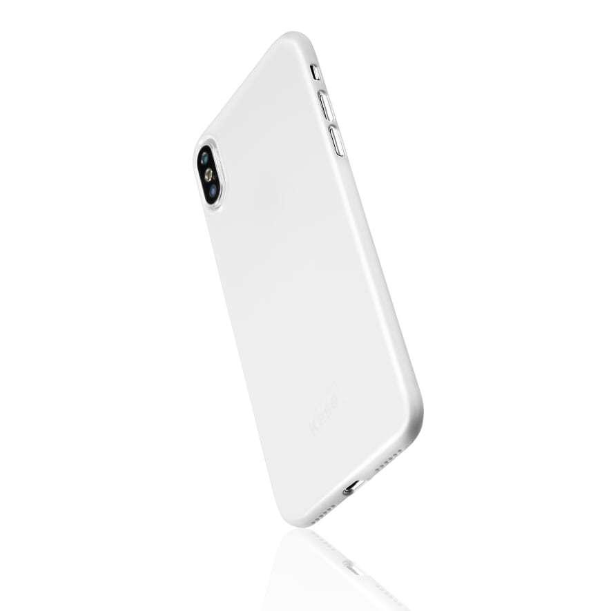 Kase Go Original iPhone X Slim Case- White Magic image