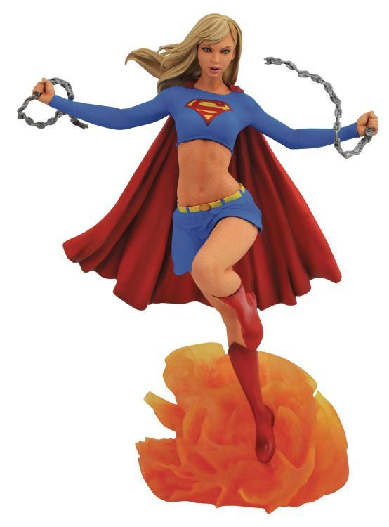 DC Comics: Supergirl - Collector's Gallery Statue