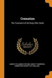 Cremation by James Fitzjames Stephen