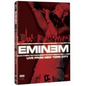 Eminem - Live From NYC on DVD