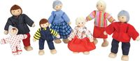 Discoveroo - Doll Family (Set of 7)