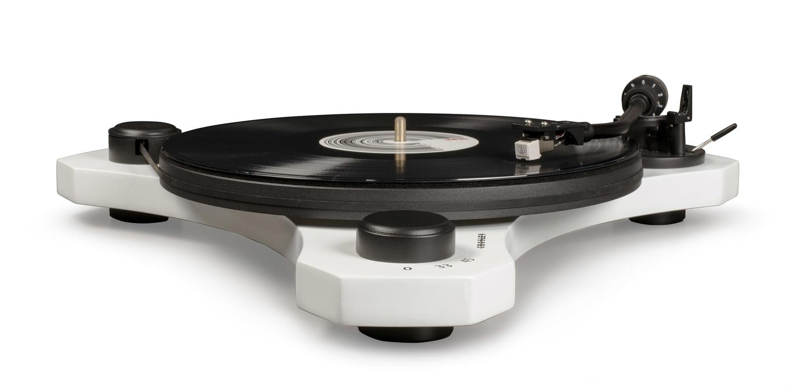 Crosley: C3 Turntable - White image