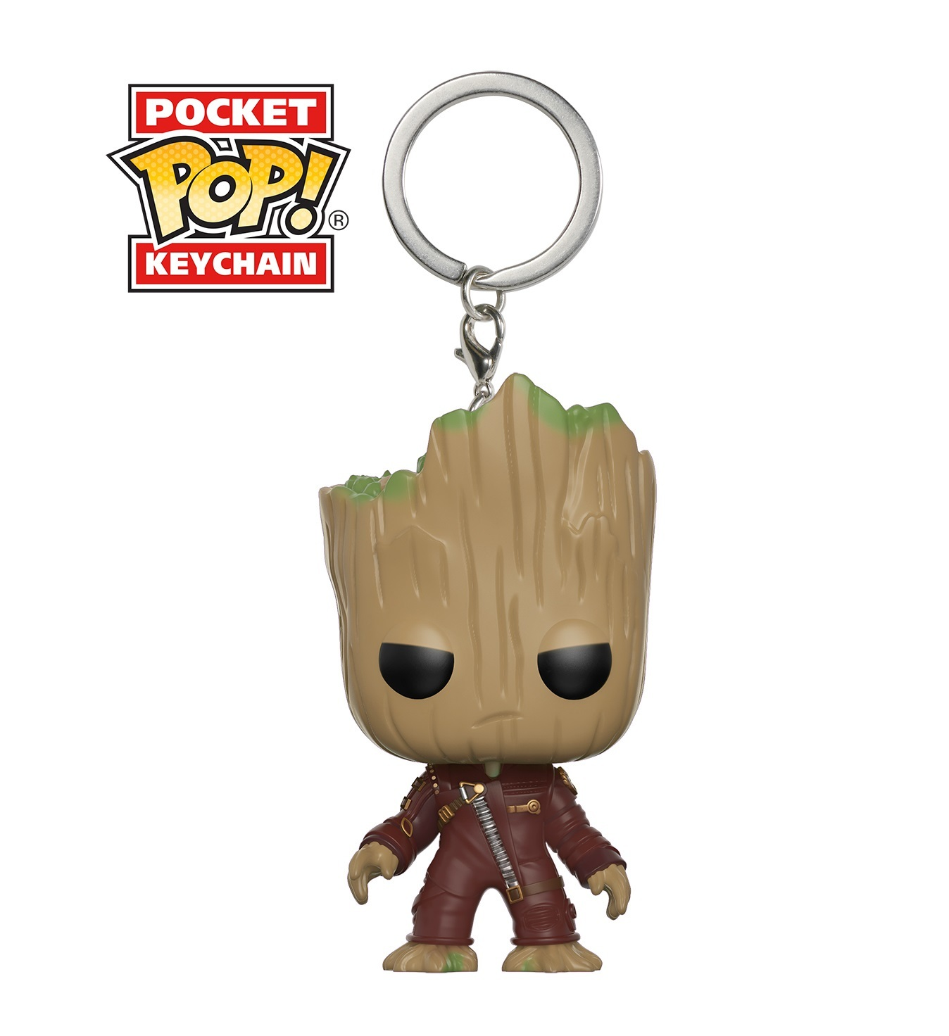 Guardians of the Galaxy: Vol. 2 - Groot Pocket Pop! Key Chain image