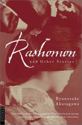 Rashomon and Other Stories by Ryunosuke Akutagawa image
