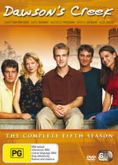 Dawson's Creek - Complete Season 5 (6 Disc Box Set) on DVD