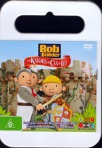 Bob The Builder - The Knights Of Can-A-Lot on DVD