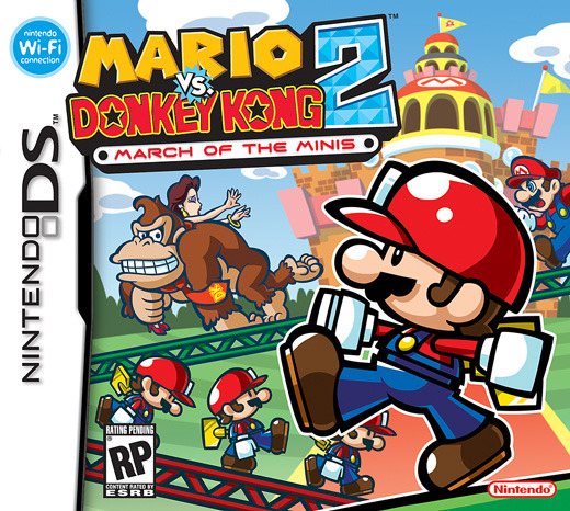 Mario vs. Donkey Kong 2: March of the Minis for Nintendo DS