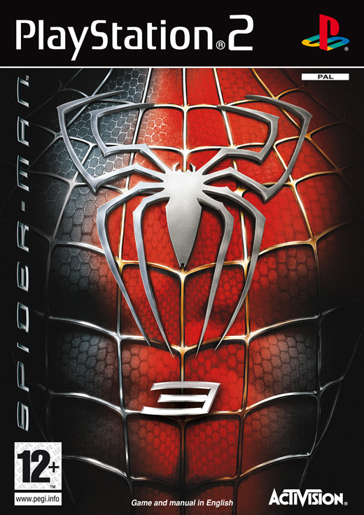Spider-Man 3 for PlayStation 2